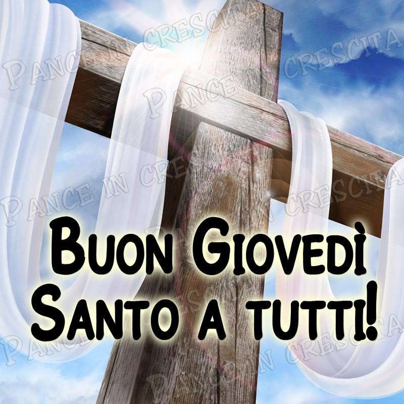 Buon Giovedì Santo a Tutti!