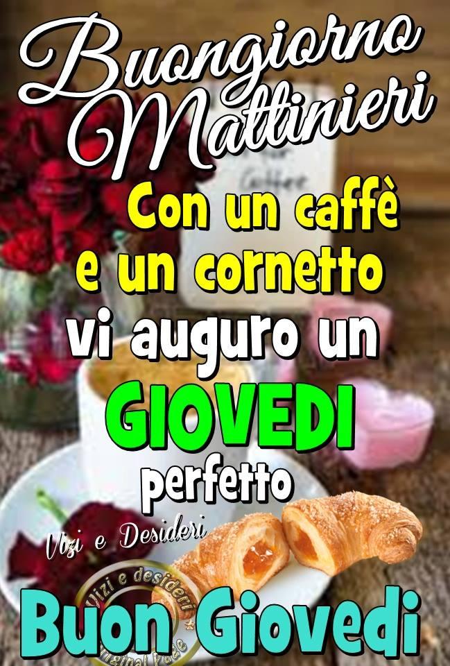 Buongiorno Mattinieri Con un...