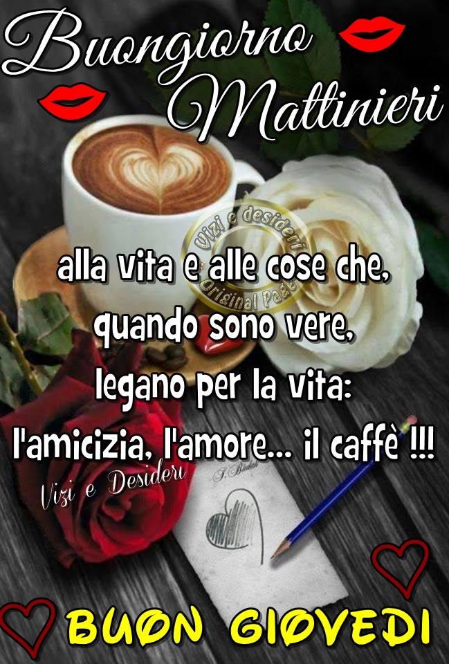 Buongiorno Mattinieri Alla...