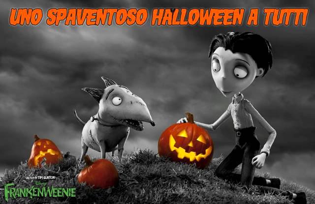 Uno spaventoso Halloween a tutti