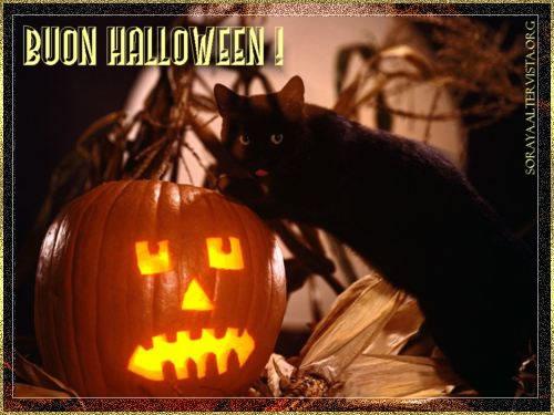 Buon Halloween !