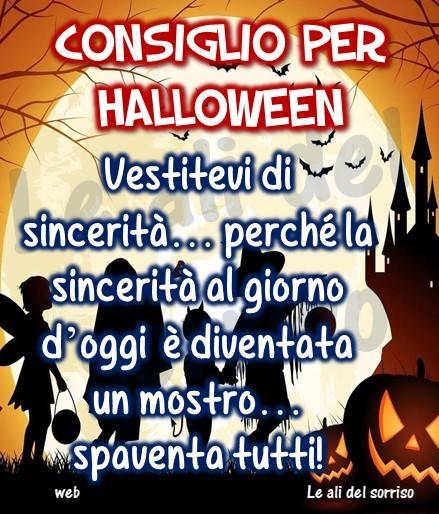 Consiglio per Halloween