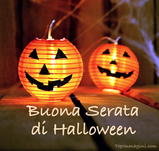 Buona Serata di Halloween