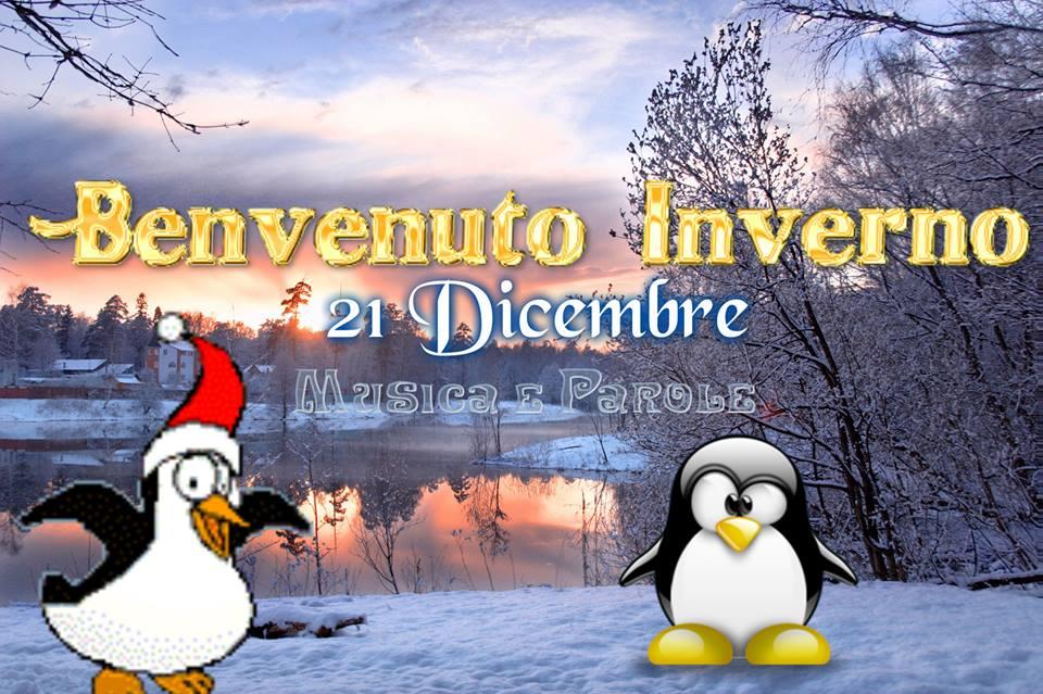Benvenuto Inverno, 21 Dicembre