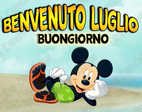 Benvenuto Luglio, Buongiorno