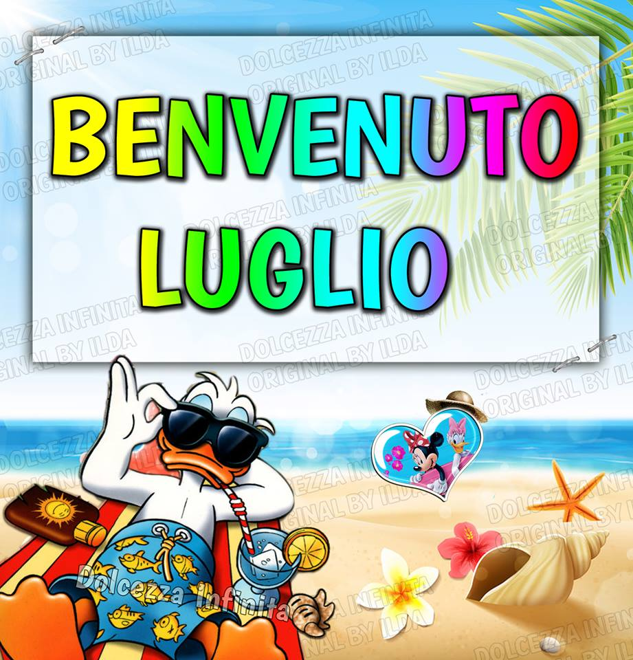 Benvenuto Luglio