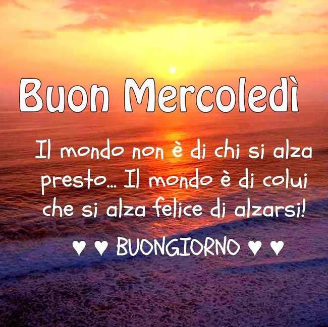 Mercoled immagini e fotos gratis per facebook for Immagini buongiorno divertentissime