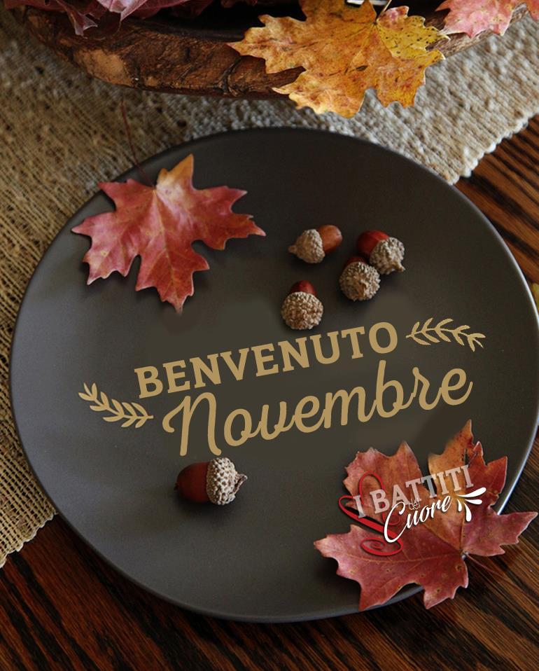 Novembre immagine