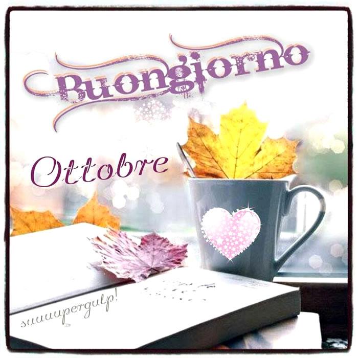 Buongiorno Ottobre