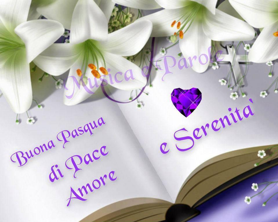 Buona Pasqua di Pace, Amore e Serenità