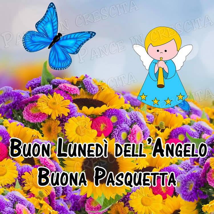 Buon Lunedì dell'Angelo, Buona Pasquetta