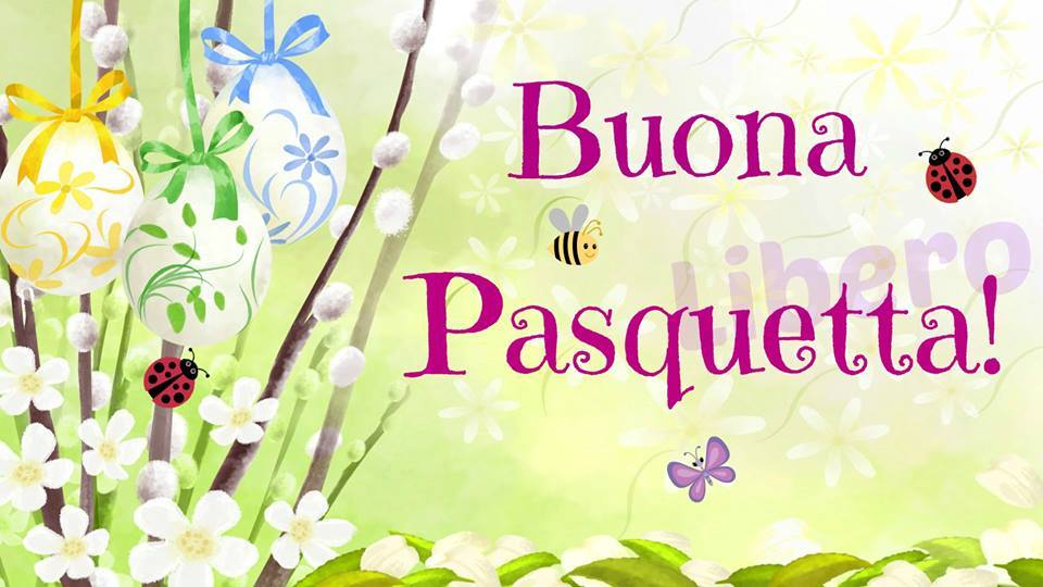 Buona Pasquetta!