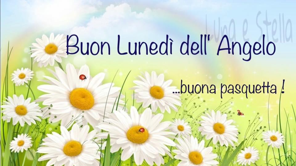 Buon Lunedì dell'Angelo... buona...