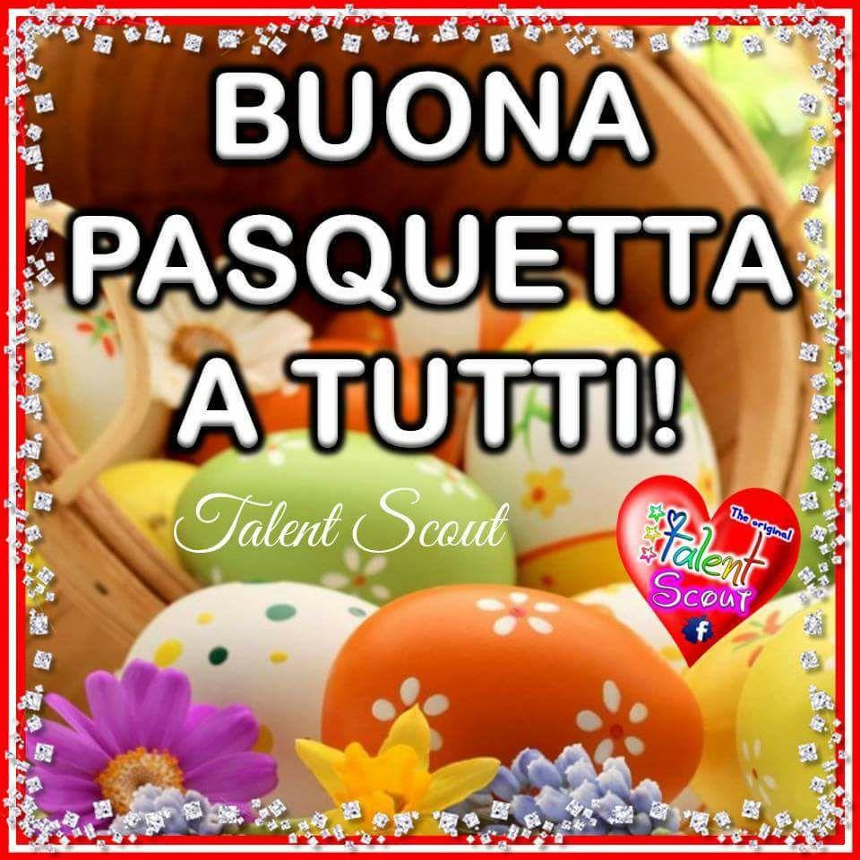 Buona Pasquetta a tutti!