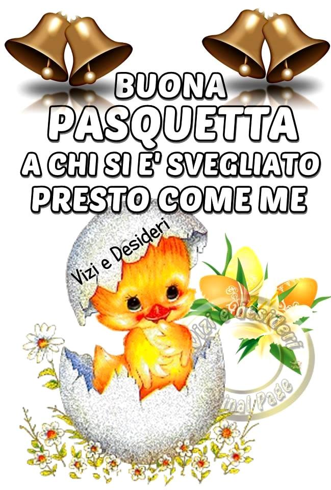 Buona Pasquetta...