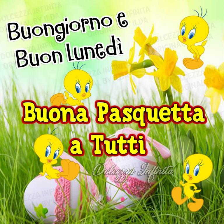 Buona Pasquetta a Tutti