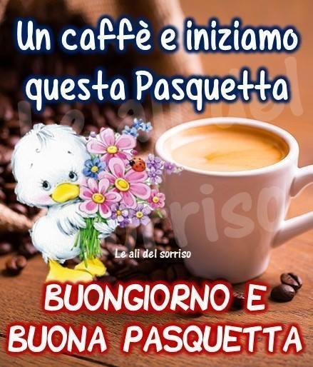 Un caffè e iniziamo...