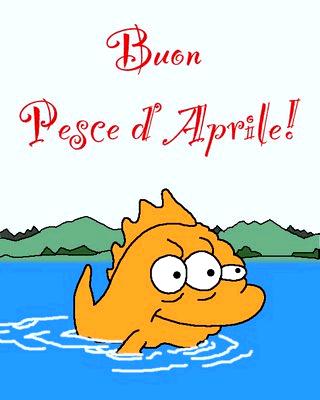 Buon Pesce d'Aprile!