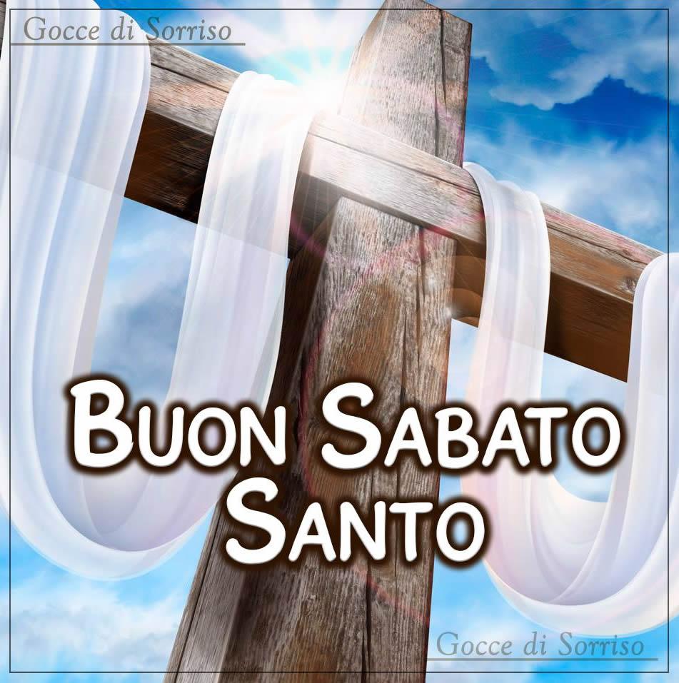 Buon Sabato Santo