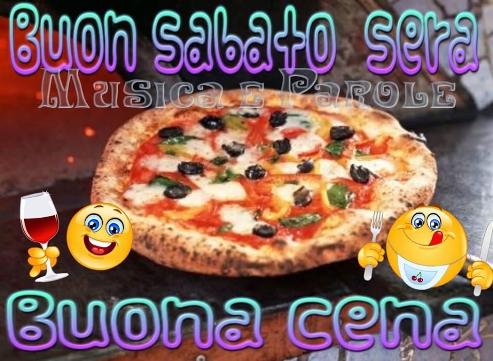 Buon sabato sera buona cena sabato sera immagine 1566 for Buon sabato sera immagini divertenti