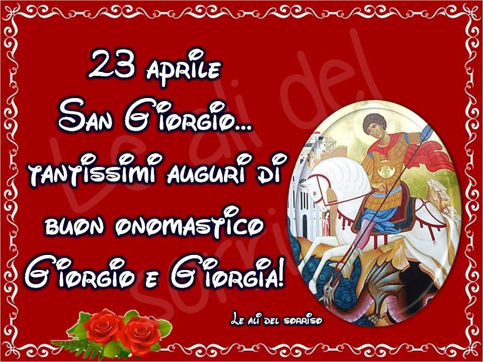 23 Aprile San Giorgio