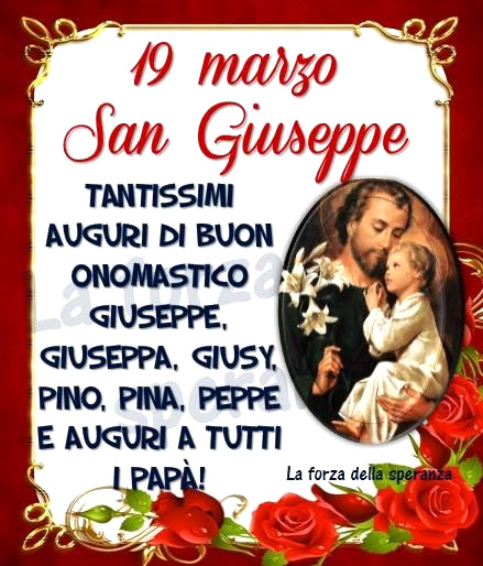San Giuseppe immagine #3462