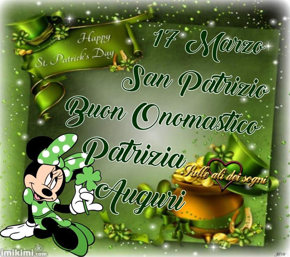 17 Marzo, San Patrizio