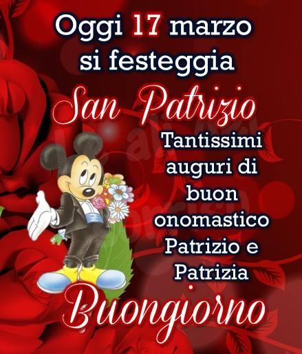 Oggi 17 marzo si festeggia San Patrizio