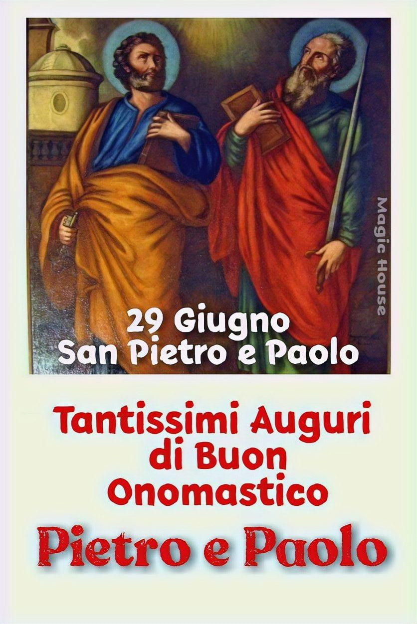 San Pietro e Paolo immagine #4136