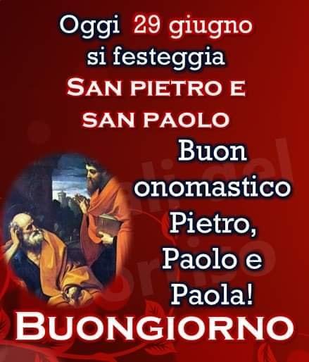 San Pietro e Paolo immagine #4137