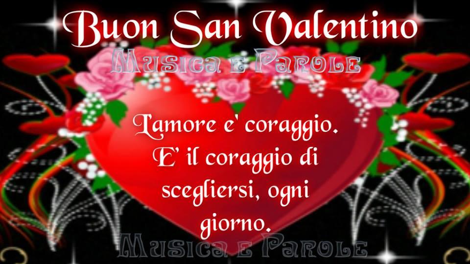 Buon San Valentino. L'amore è...
