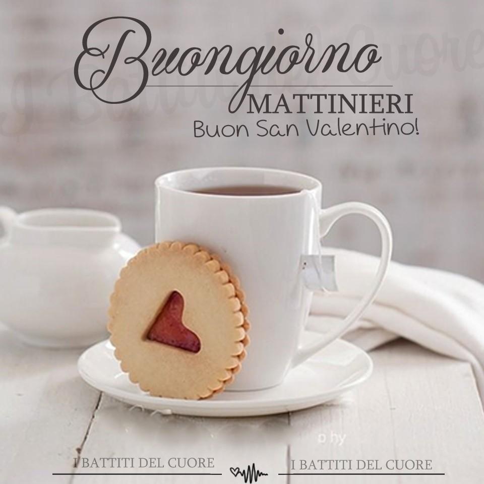 Buongiorno Mattinieri, Buon San...