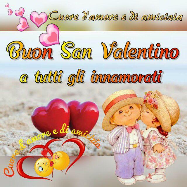 Buon San Valentino a tutti gli...