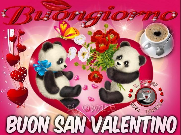 Buongiorno, Buon San Valentino