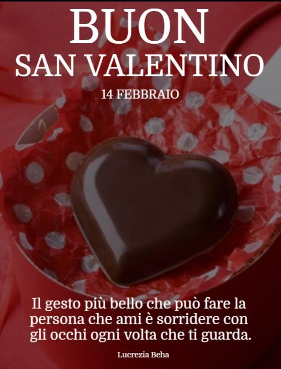 Buon San Valentino - 14 Febbraio