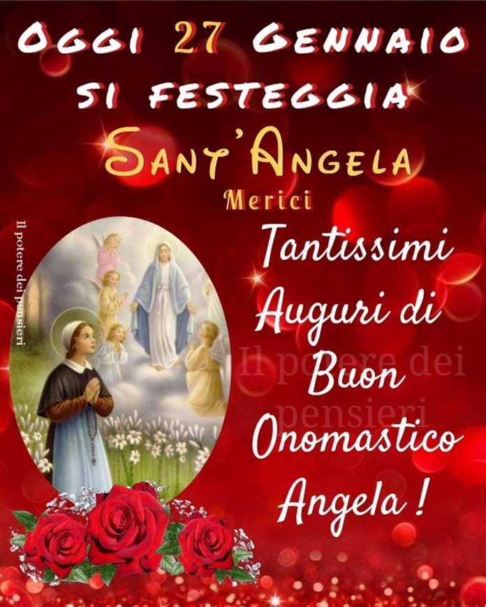 Sant' Angela immagine 1