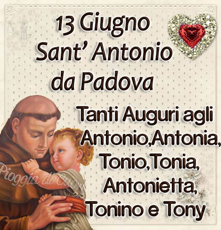 Sant Antonio Da Padova immagine 5