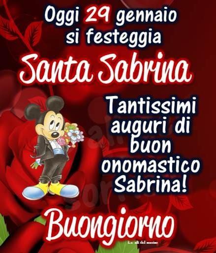 Santa Sabrina immagine 1