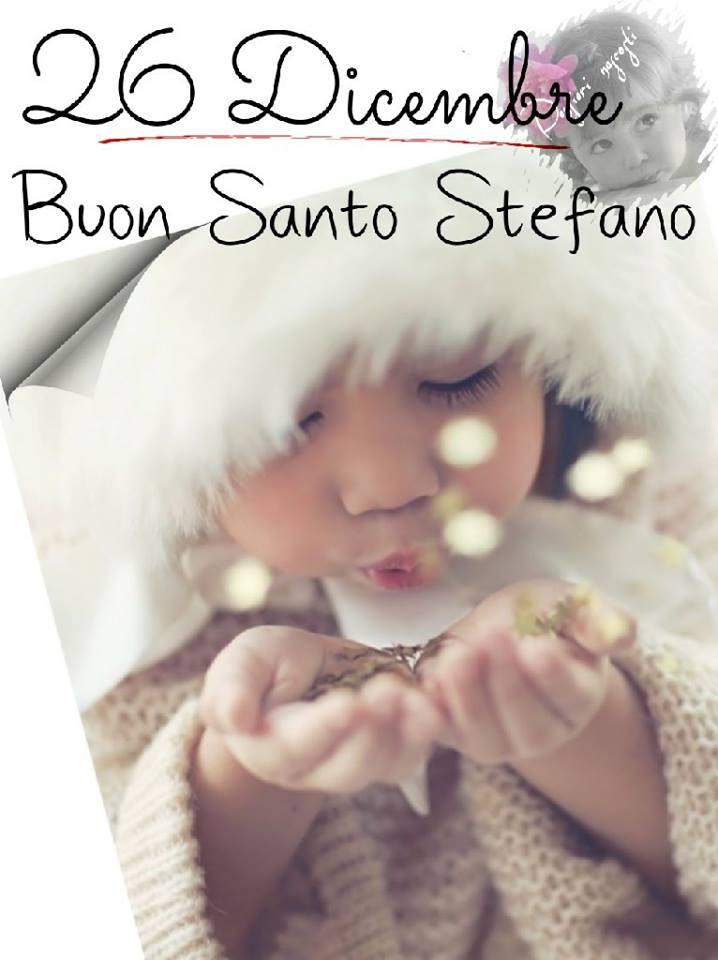 26 Dicembre, Buon Santo Stefano