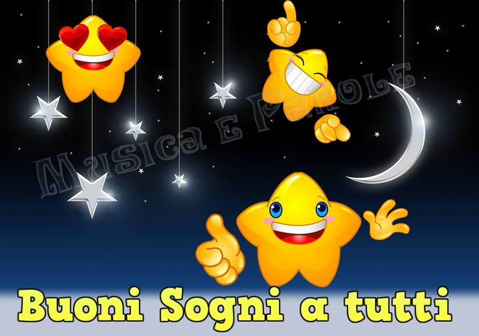 Buoni Sogni a tutti