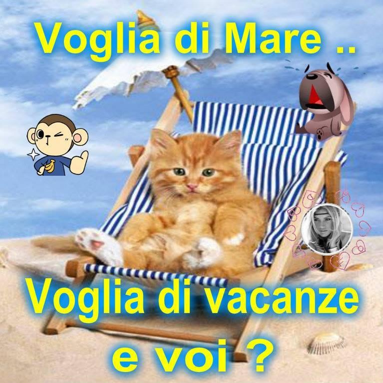Voglia di Mare... Voglia di vacanze e...