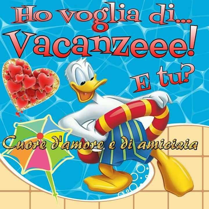 Ben noto Ho voglia di Vacanzeee! E tu? immagine #2856 - TopImmagini BH95
