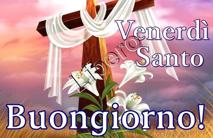 frasi buongiorno venerdi santo