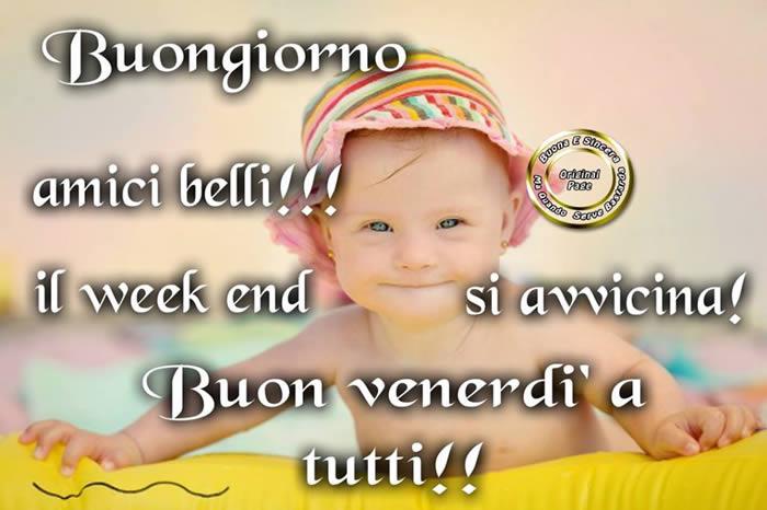 Buongiorno e buon venerdi facebook wroc awski informator for Immagini divertenti buongiorno venerdi