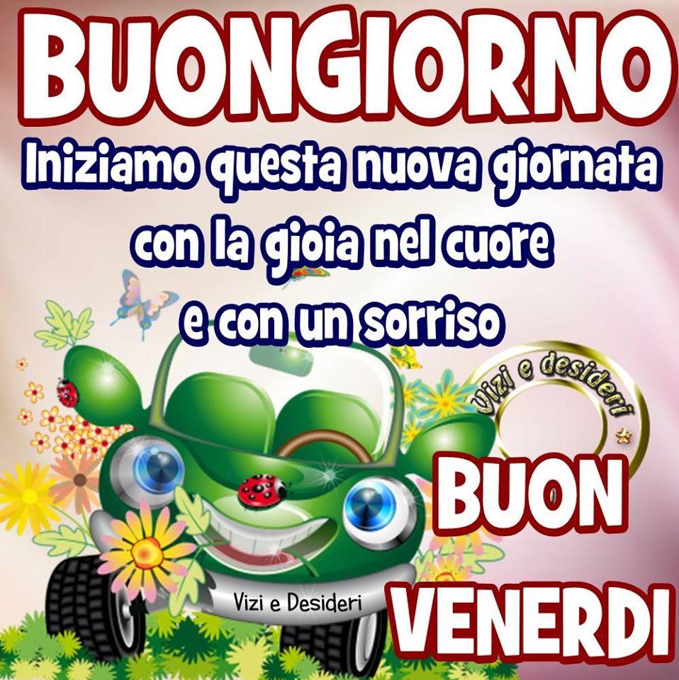 Ben noto Buon Venerdi immagini e fotos gratis per Facebook - TopImmagini KX55