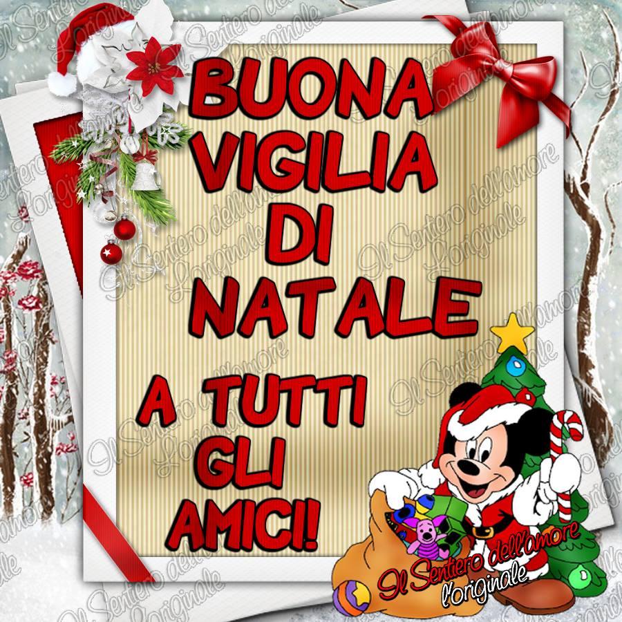 Buona Vigilia di Natale a tutti gli...